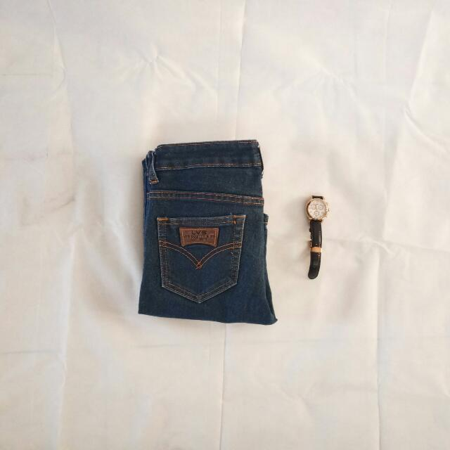 Celana Jeans Lvs