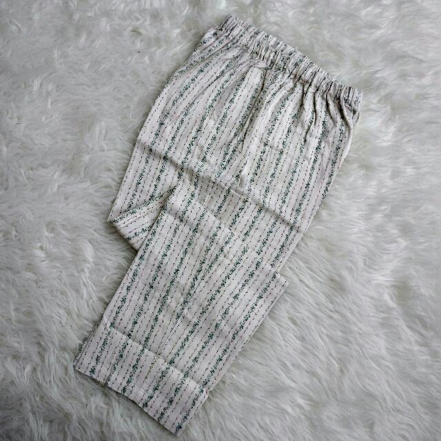 Celana Santai Wanita Import