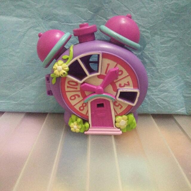 Clock House Polly Pocket Like
