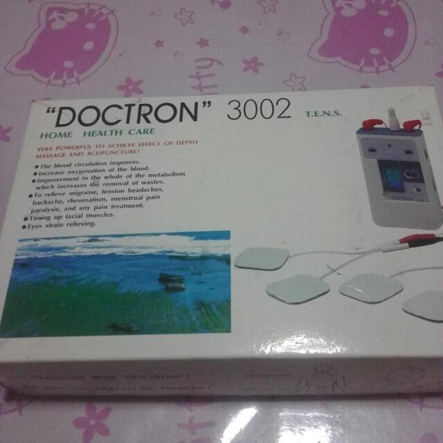 Doctron 3002
