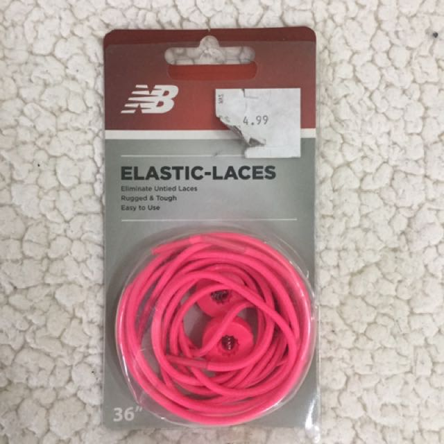 Elastic Running Laces Lock And Laces