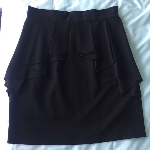 Fate Black Skirt