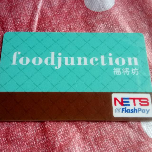 Food Junction Nets FlashPay