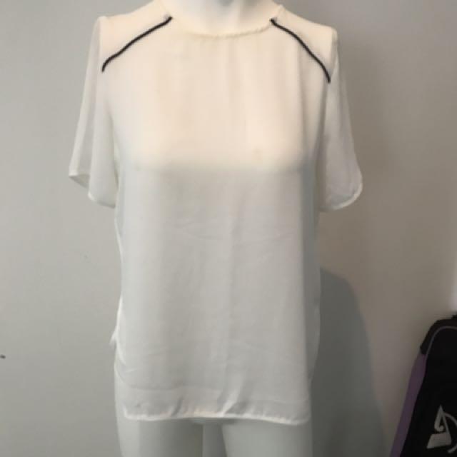 Glasson White Shirt