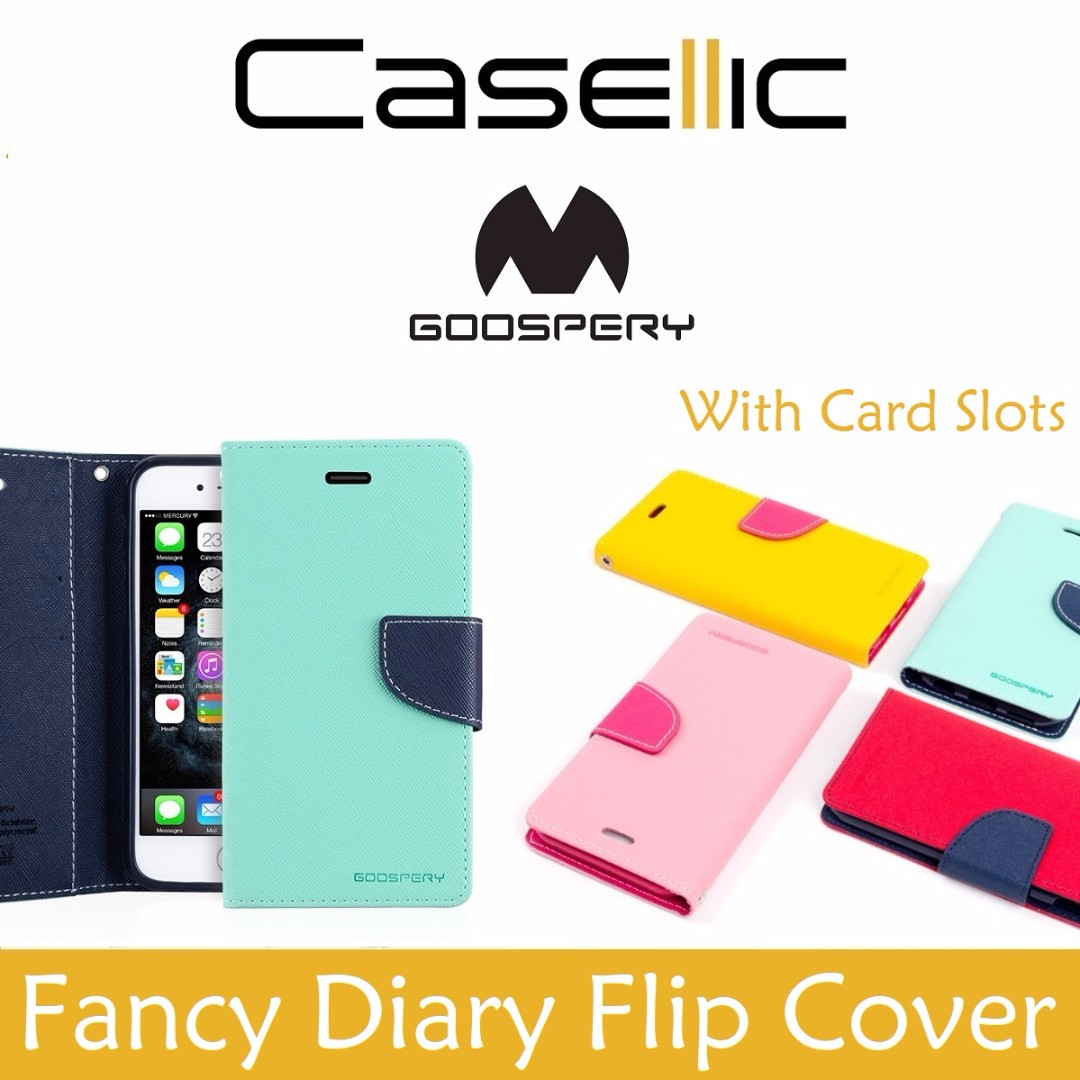 Mercury Goospery Fancy Diary For Samsung Galaxy Note 3 Neo Case Iphone 8 Milano Pink Photo