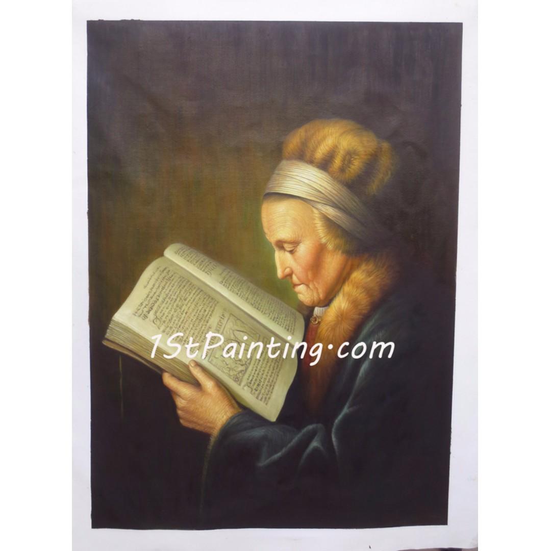 Handmade Paintings Reproduction