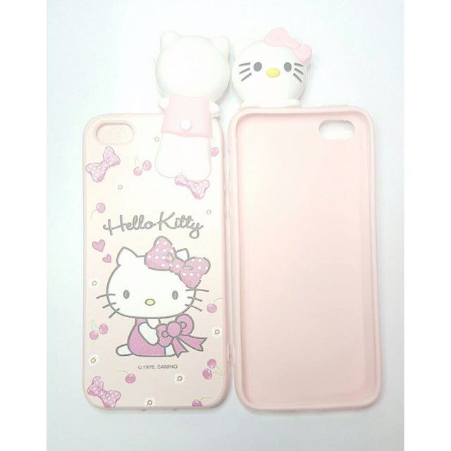 😻Hello Kitty Squishy Phone Cases😻