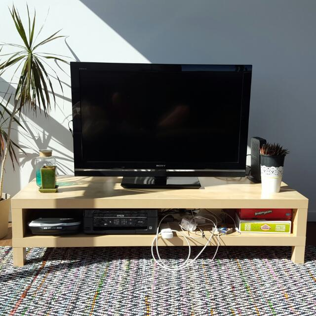 Ikea TV bench/unit