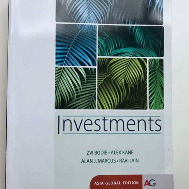 Investments fin3102 textbooks on carousell photo photo fandeluxe Images