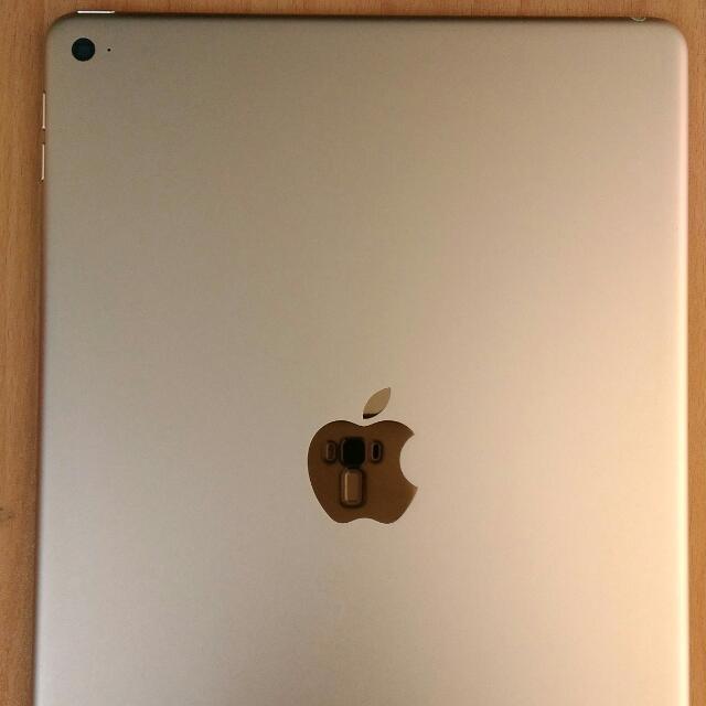 iPAD Air 2 WiFi 16GB Rose Gold