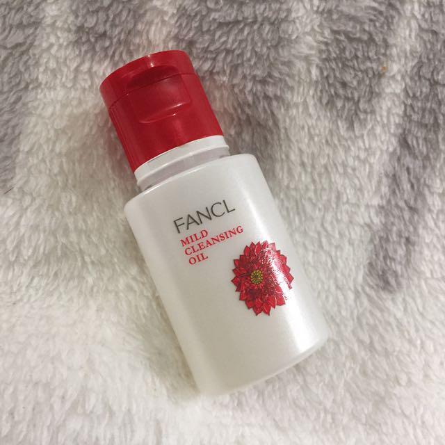 🇯🇵JAPAN ☆全新☆ FANCL 卸妝油 旅行罐 #萬聖節必備