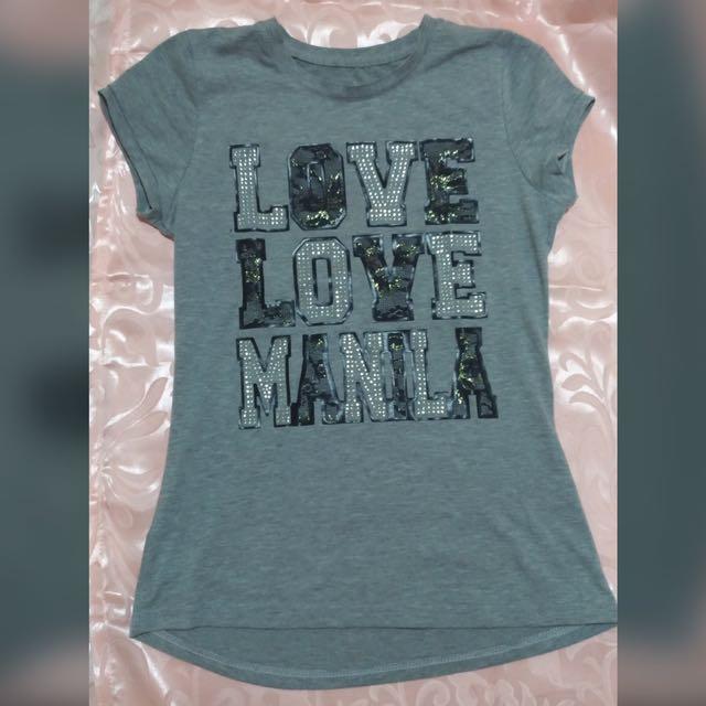 Kamisa Grey Shirt