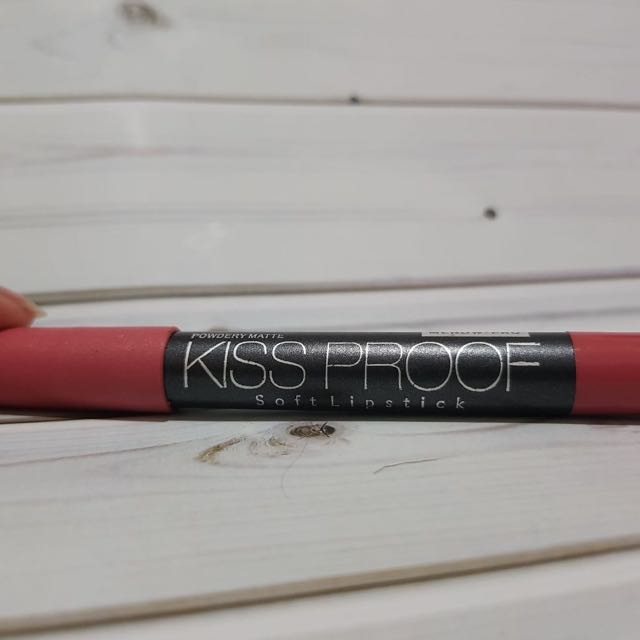 Kissproof Softlipstick