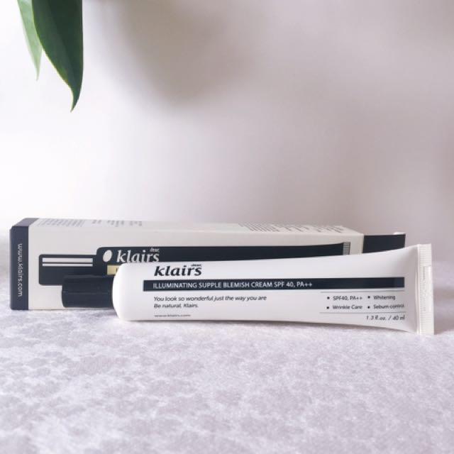 KLAIRS Illuminating Supple Blemish Cream (BB Cream)