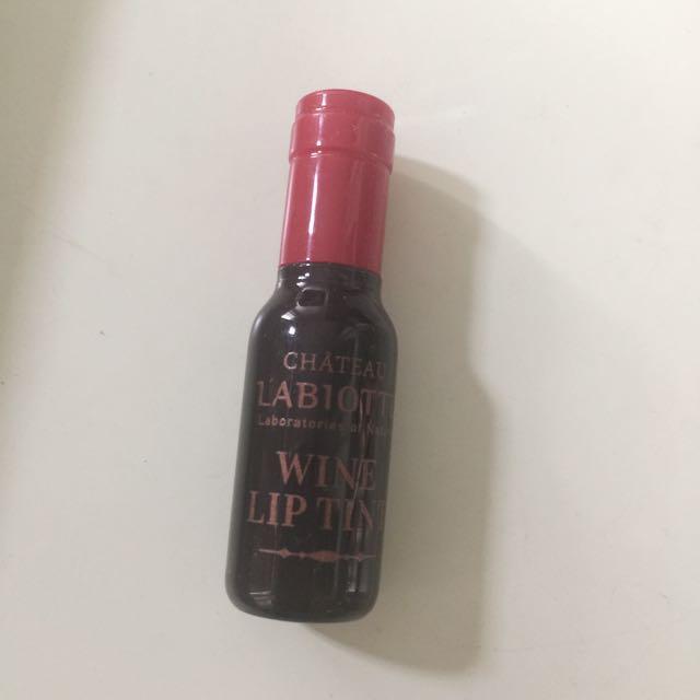 Labiotte wine lip tint(mini size)