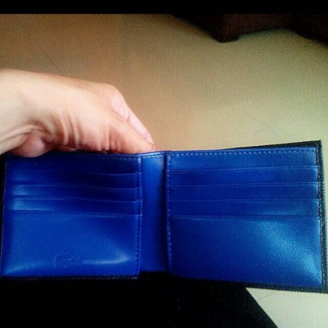 Lacoste Large Billfold Wallet