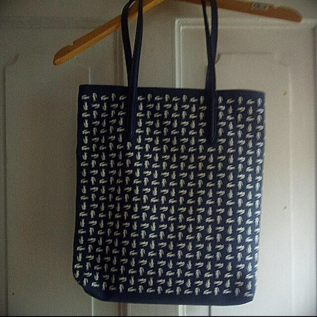 Lacoste Large Tote Bag