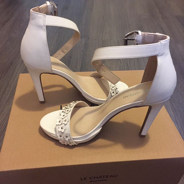 Le Chateau High Heels Sz 6