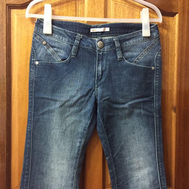 二手/Levi's 牛仔褲