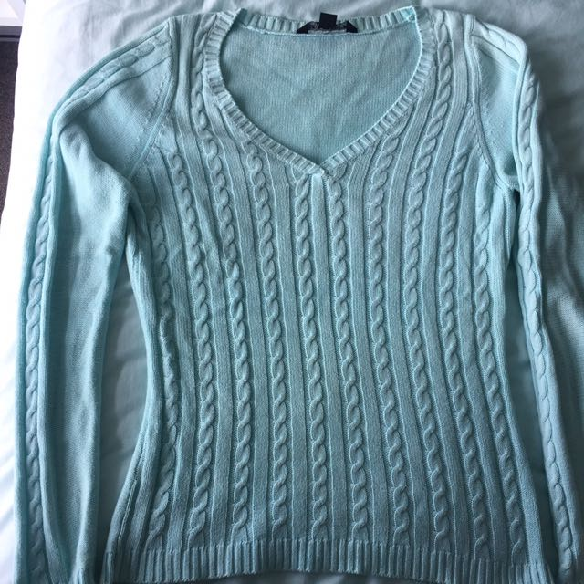Line7 Women's Cable Knit Jumper