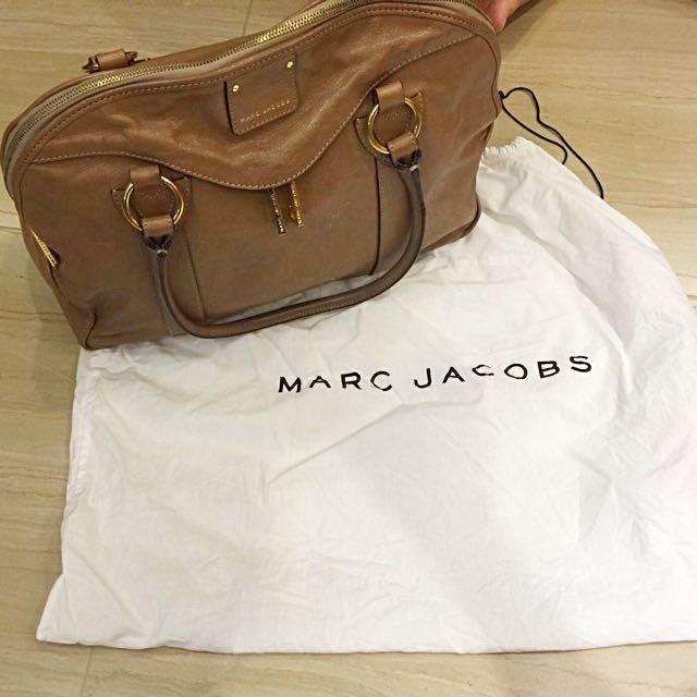 Marc Jacobs 駝色大包