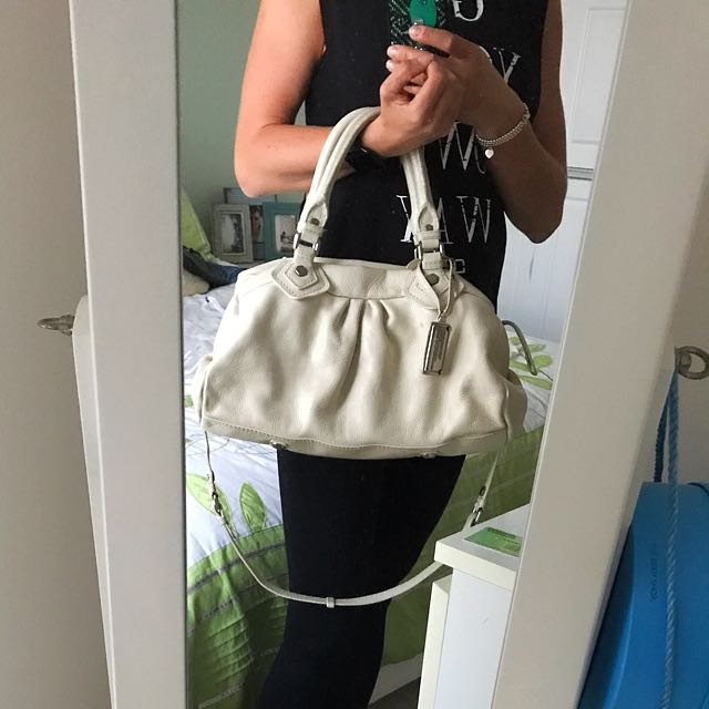Marc Jacobs Leather Bag (genuine )