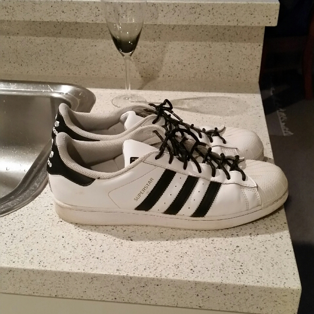Men's Adidas Shoes Size 12