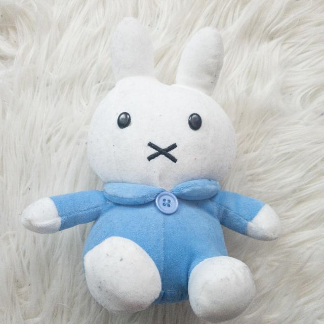 Miffy Plush Toy