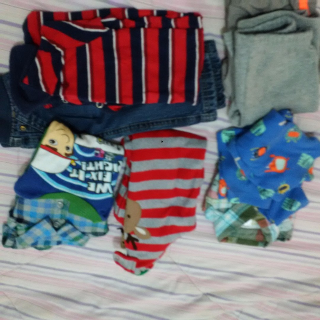 Moving Sale! Take all toddler clothing (12-18 months)