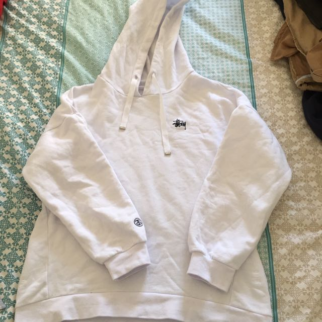 AUTHENTIC NEAR NEW STUSSY HOODIE