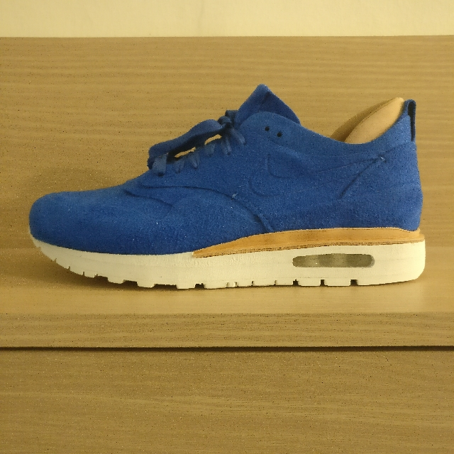 reputable site 45fd6 a99d8 Nike AIR MAX 1 ROYAL Blue, Men s Fashion, Footwear on Carousell
