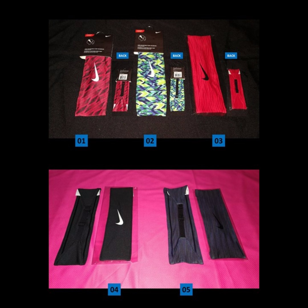 Nike  Headbands Assorted