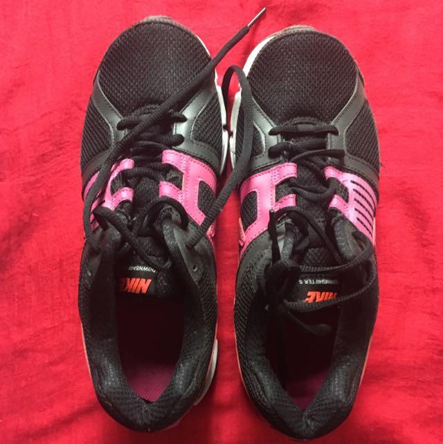 Nike Rubbershoes