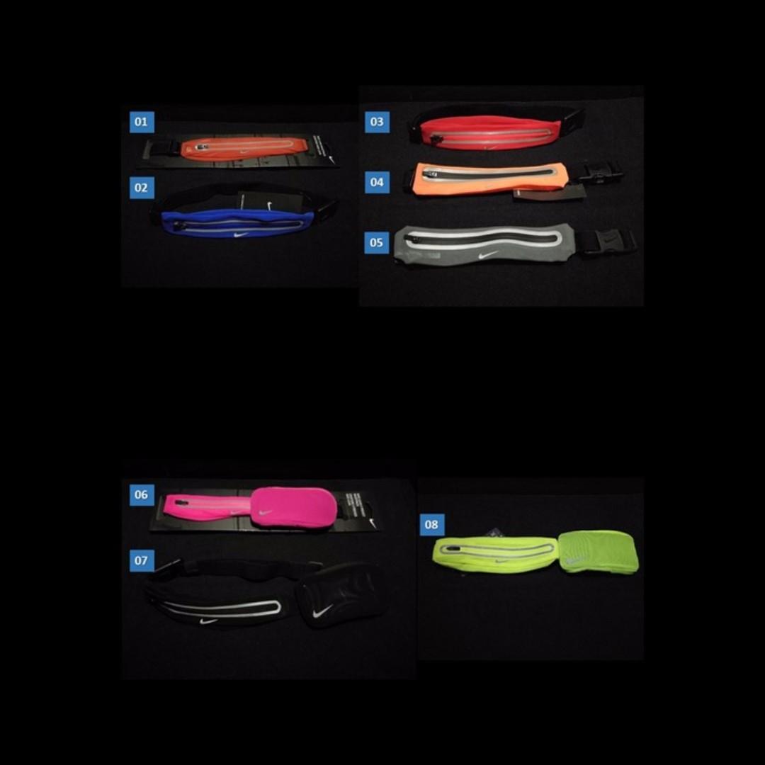 Nike Running Portables