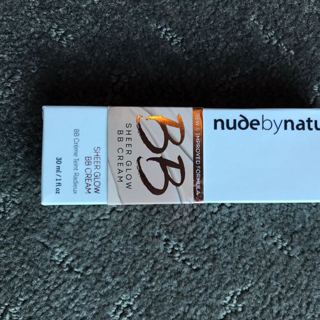 Nude By Nature Bb Cream