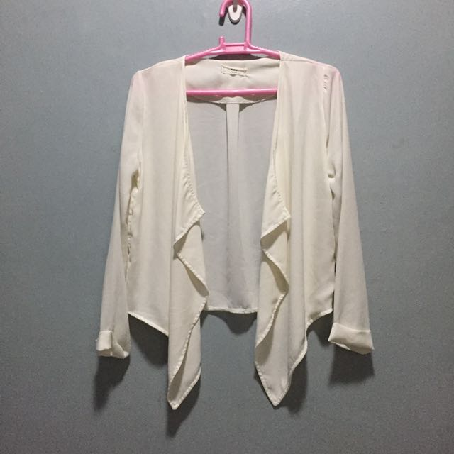 Off White Cover Up