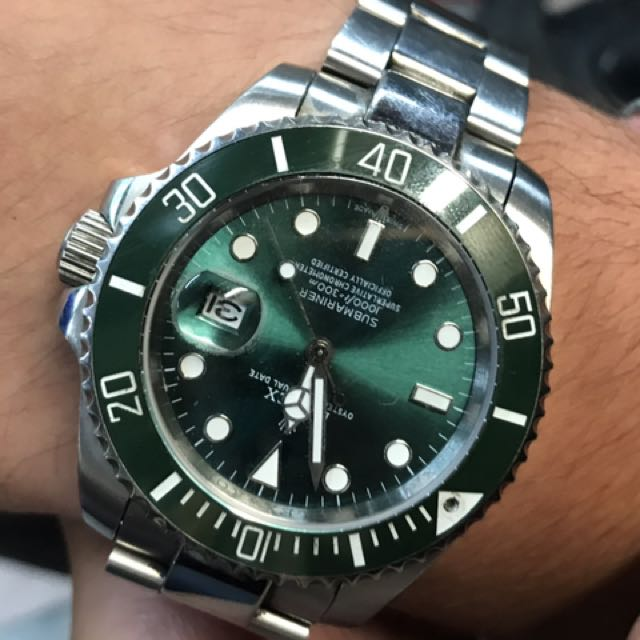 Orginal Rolex But No Box Or Anything Just This