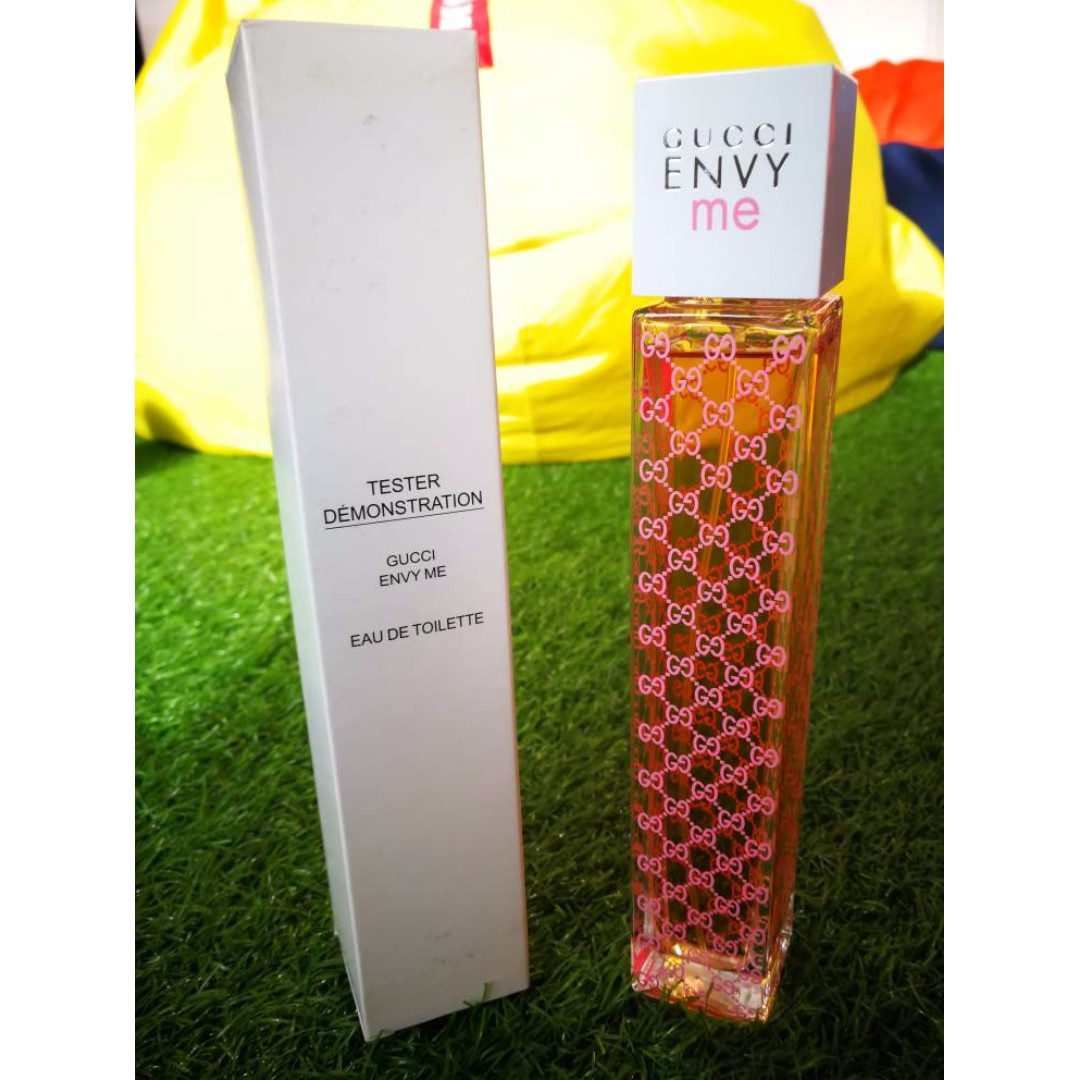 Original Tester Perfume Gucci Envy Me Edt 100ml Health