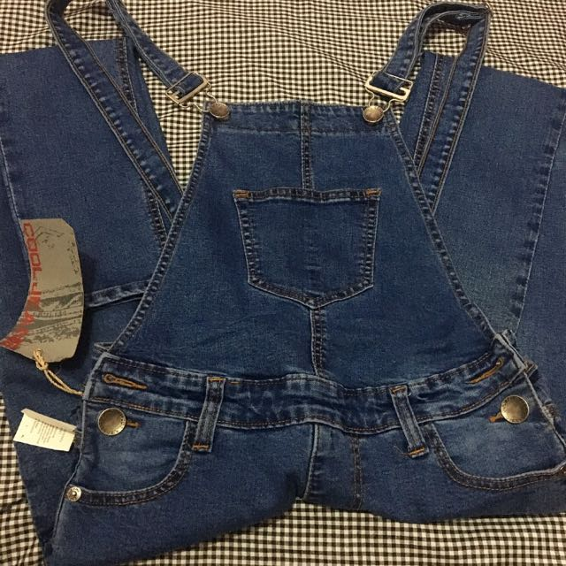 Overall Cool Jeans