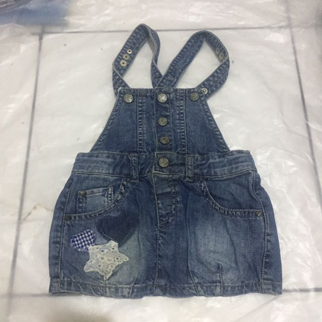 Overall Jeans Zara Baby