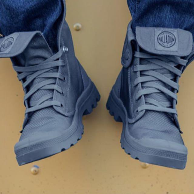 Palladium Baggy Boots
