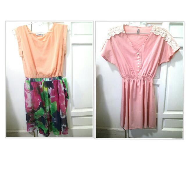 Pastel Dress Bundle