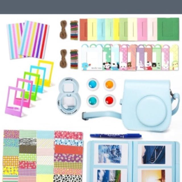 Pre Order Camera Mini Instax 8 Bundles