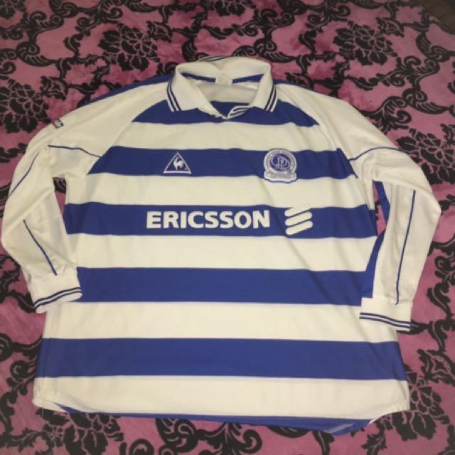 the best attitude c50ef 83fb5 QPR JERSEY 2000/2001