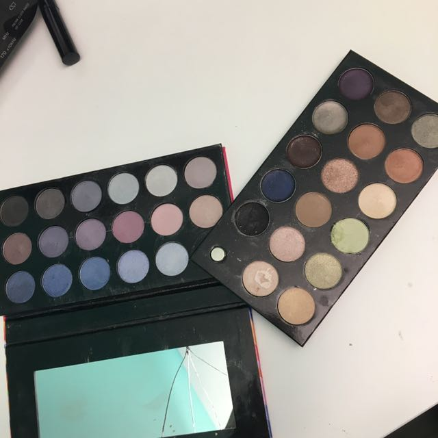 Quo Must Have Eyes Palette