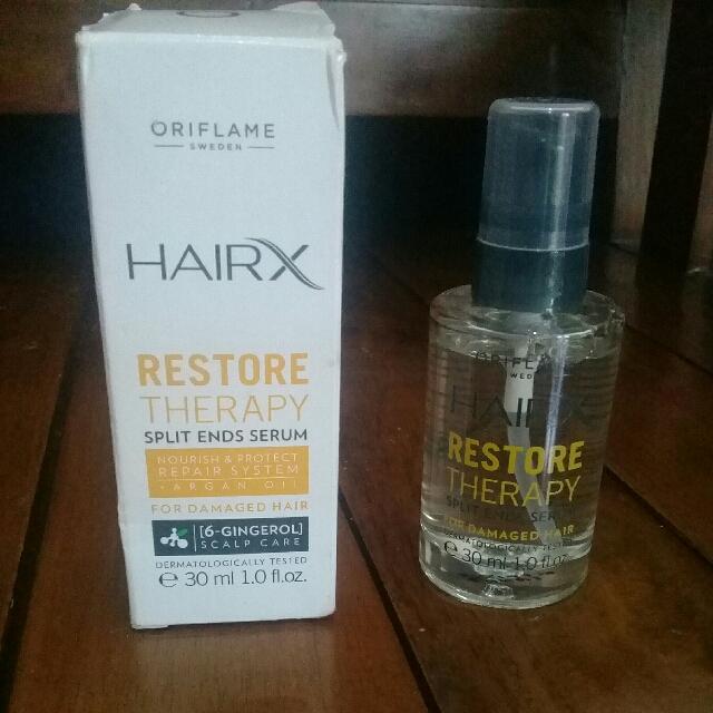 Restore Therapy Split Ends Serum Hairx