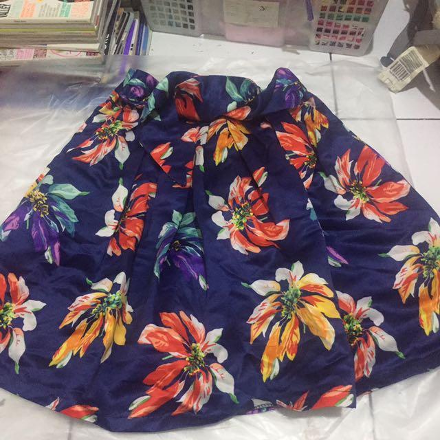 Rok/skirt Bangkok Bunga