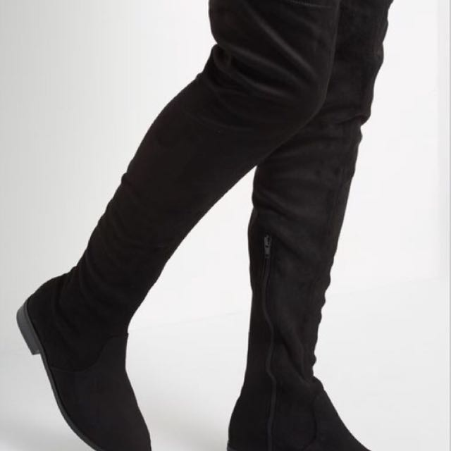 Rubi Over The Knee Boots