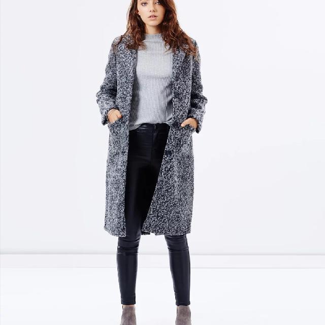 Sass Claire Cocoon Coat
