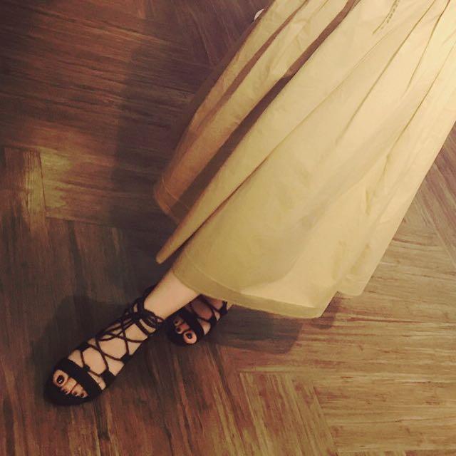 Shoebox 羅馬涼鞋